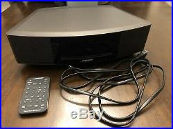 Bose WAVE Music System IV 417788-WMS AM/FM/CD Player FAST SHIPPING