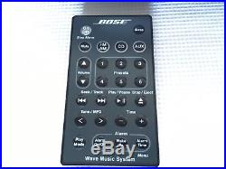 Bose WAVE Music System Radio, CD, AUX for iPod / iPhone, etc, with REMOTE NICE