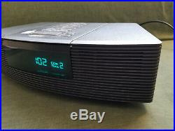 Bose Wave AWRC-1P Stereo CD Player and Radio with Remote Black