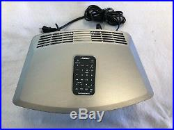 Bose Wave CD Radio SoundTouch Music System IV Remote Pedestal Excellent Cond