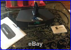 Bose Wave III Music Radio System Graphite Color Touch Panel W Bluetooth Adaptor
