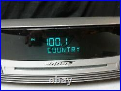 Bose Wave III Sound System Stereo Radio with CD Player