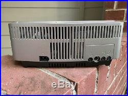 Bose Wave IV Music System Platinum Silver CD player with remote No pedestal