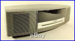 Bose Wave Music System AM/FM Radio CD Player Aux/Ipod Input with Remote Bose Link