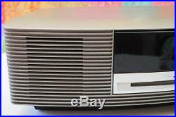 Bose Wave Music System AM/FM Radio CD Player With Remote WORKS TESTED
