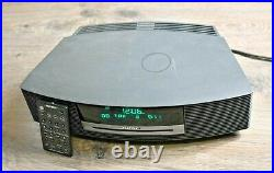 Bose Wave Music System AWRCC1 CD Player AM/FM Radio Stereo With Remote TESTED