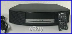 Bose Wave Music System AWRCC1 Stereo CD Player Radio Complete w Remote