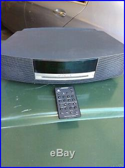 Bose Wave Music System AWRCC1 Stereo CD Player Radio with Remote-WORKS GREAT