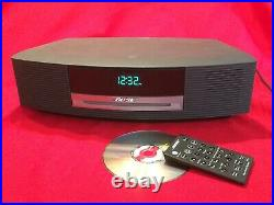 Bose Wave Music System AWRCC1 with Remote CD Player/AM/FM Radio/AUX SN#5201