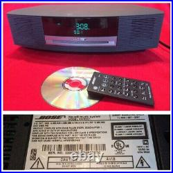 Bose Wave Music System AWRCC1 with Remote CD Player/AM/FM Radio/AUX SN#6054