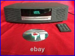 Bose Wave Music System AWRCC1 with Remote CD Player/ AM/FM Radio/AUX SN#7044
