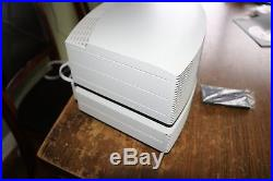 Bose Wave Music System AWRCC2 CD/Radio With Multi CD Changer & Remote MINT