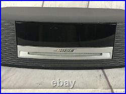 Bose Wave Music System III AM/FM Radio CD Player No Remote Free Shipping