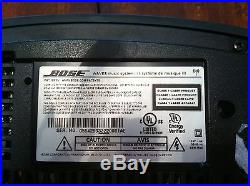 Bose Wave Music System III CD AM FM Radio Touch