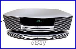 Bose Wave Music System III CD Player Radio w Remote & SoundTouch Pedestal 412534