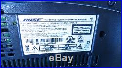 Bose Wave Music System III CD/Radio With Multi CD Changer, Romote, & Manuals