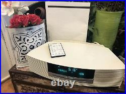 Bose Wave Music System III Mint WithTouch Panel Cd Player AM/FM Radio Bose Sound