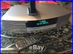 Bose Wave Music System III Mint WithTouch Panel Cd Player AM/FM Radio W Bluetooth