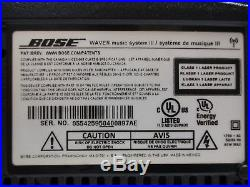 Bose Wave Music System III RADIO/FM AM/CD Player /Remote WORK GREAT