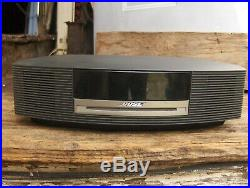 Bose Wave Music System III Radio CD Player Alarm Clock with Remote FREE SHIPPING