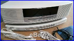 Bose Wave Music System III Radio & CD Player With Soundtouch Wi-Fi Bluetooth