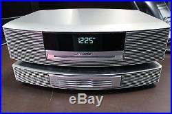 Bose Wave Music System III Radio CD Player with Multi 3 CD Changer (with remote)