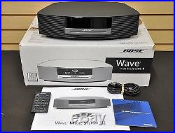 Bose Wave Music System III / Radio CD / Touch Panel with Remote & Box