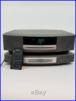 Bose Wave Music System III with Multi CD Changer & Remote Am