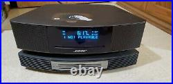 Bose Wave Music System IV 417788-WMS CD Player AM/FM Alarm Radio with CD Changer