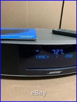 Bose Wave Music System IV CD Player AM/FM Alarm Radio With SoundTouch
