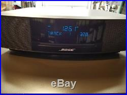 Bose Wave Music System IV CD Player, AM FM Radio withRemote & Manual