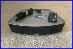 Bose Wave Music System IV CD Player AUX AM/FM Radio With Remote Expresso Black