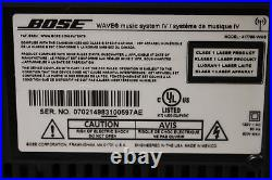 Bose Wave Music System IV Soundtouch 417788-wms No Remote