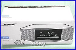 Bose Wave Music System IV with Remote, CD Player AM/FM Radio