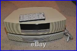 Bose Wave Music System Radio CD Player AWRCC2 with Multi-CD Changer Remote