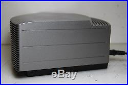 Bose Wave Music System Radio & CD Player Audiophile Shelf Stereo Works -Graphite