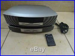Bose Wave Music System Radio CD Player Very Good With 3 CD Changer