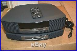 Bose Wave Music System Radio CD Player with Multi-CD Changer Remote