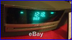 Bose Wave Music System Radio with CD Player & Remote AWRCC1 Excellent Condition