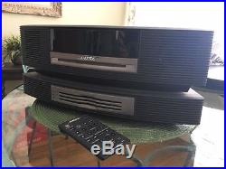 Bose Wave Music System Radio with Multi-CD Changer No Reserve FREE Shipping