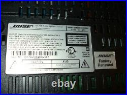 Bose Wave Music System Remote Control White