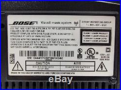 Bose Wave Music System Silver RADIO/FM AM/CD Player /Remote WORK GREAT