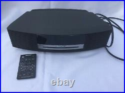 Bose Wave Music System With Remote Awrcc1 Radio & CD Player Graphite Gray