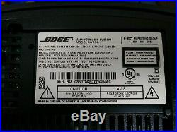 Bose Wave Music System lll Radio / CD Player & Multi CD Changer w. Remote