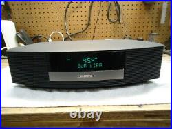 Bose Wave RADIO III MINT COND. WithSOUNDTOUCH TOP&BOSE IPOD, DOCK&REMOTE&MORE