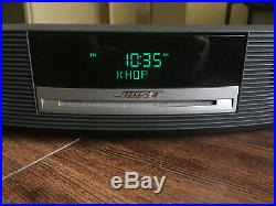 Bose Wave Radio And Cd Player Music System iii 3 With Remote