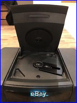Bose Wave Radio/CD AWRC-1G Graphite Gray II w Remote Complete In Box Works Great