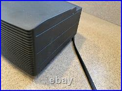 Bose Wave Radio / CD Player AM/FM AWRCC1 Gray with Remote Sounds Great! Pls Read