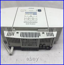 Bose Wave Radio CD Player AWRC1P White No Remote Tested & Works