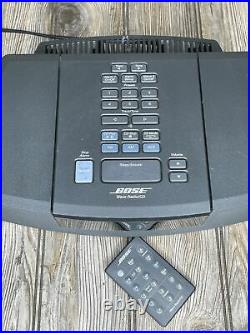 Bose Wave Radio/CD Player AWRC-1G With Remote Nice Condition Tested Works